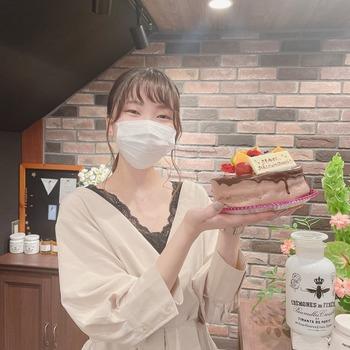 ともねさんお誕生日.JPG