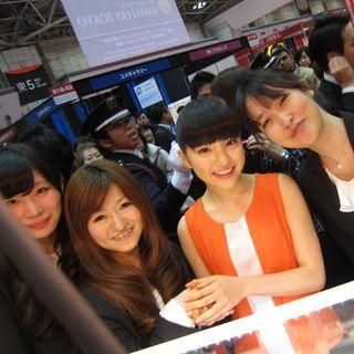 ベストドレッサー10代の川島海荷さんとFRAUのみんな.JPG
