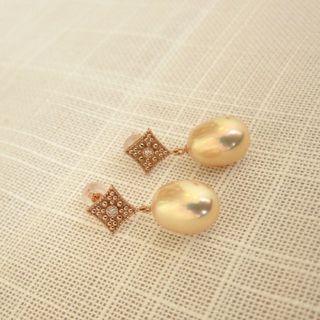 母の日ギフト神戸真珠のピアス.JPG