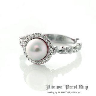 真珠の婚約指輪エンゲージリング.jpg