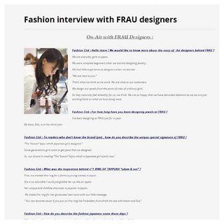 Fashion Cité はパリのファッションジャーナル.jpg