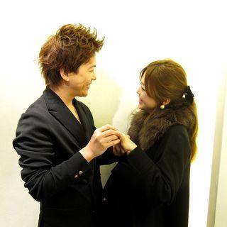 KENTAROUとREIKOはフラウ神戸のお客様.JPG