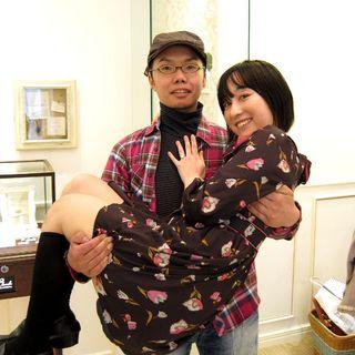 SHOUとMAYUKOはフラウコウベのお客様.JPG