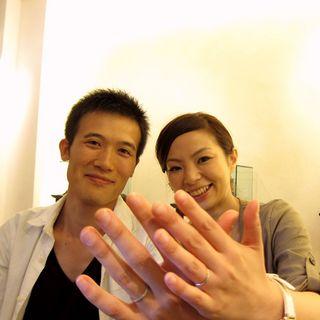 TATSUKIとKAZUEはフラウコウベのお客様.JPG